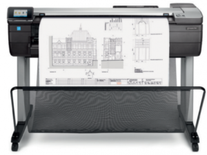 HP DesignJet T830 MFP Printer