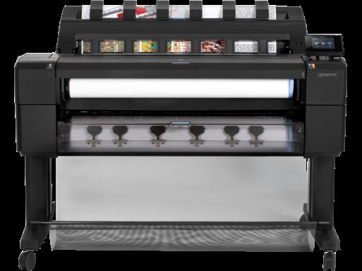 Lợi ích của việc sử dụng 2 Roll giấy trên máy in A0 HP Designjet T1530