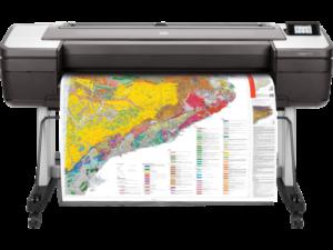 Máy in A0 sử dụng in bản đồ chuyên nghiệp