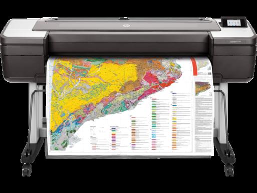 Máy in HP Designjet T1708 chất lượng khẳng định đẳng cấp