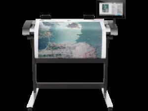 Máy scan HP HD Pro 42 inch (G6H51B)