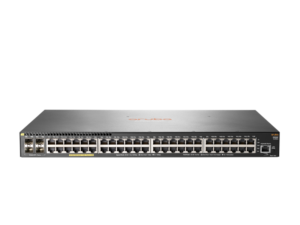 Aruba 2930F 48G PoE+ 4SFP+ Switch-2