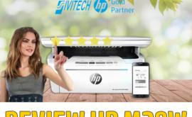 Đánh Giá Máy In Đa Chức Năng HP LaserJet Pro M28w (W2G55A)