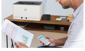 Đánh giá máy in laser màu HP Color Laser 150nw
