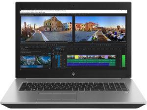 Máy trạm Di động HP ZBook 17 G5 (2XD25AV)