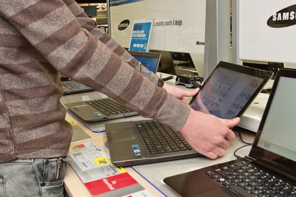 7 Bước Test kiểm tra nhanh hoạt động của Laptop tại nơi mua