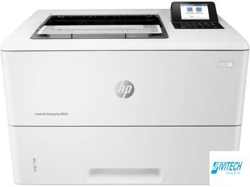 Máy in HP LaserJet Enterprise M507dn (1PV87A)