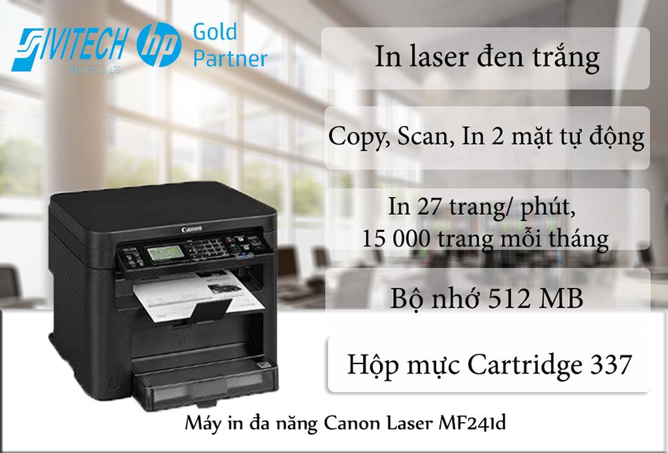 Top 3 máy in 2 mặt Canon thông dụng tốt nhất cho văn phòng   Siêu Việt