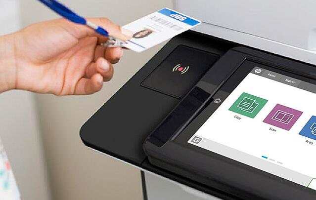 Máy in A0 HP DesignJet T1708 bảo vệ thông tin và máy in của doanh nghiệp khỏi những nguy cơ tiềm ẩn