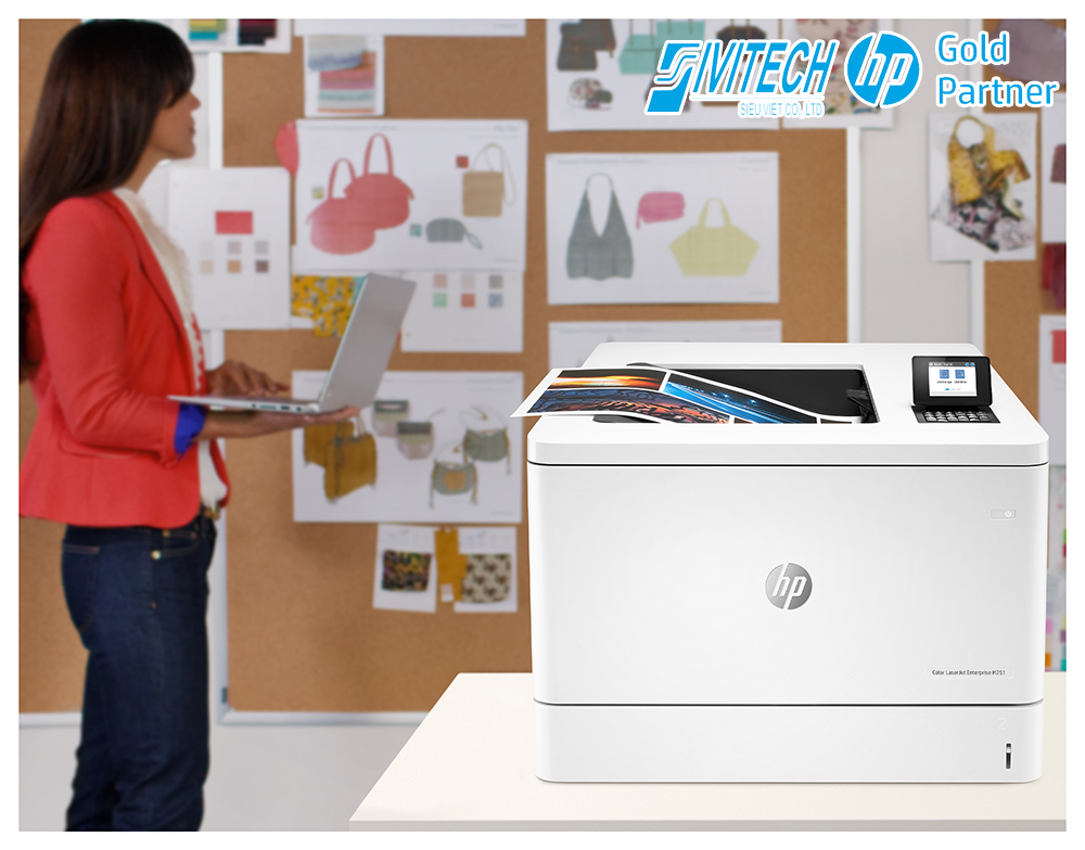 Máy in HP Color LaserJet Enterprise M751dn (T3U44A)