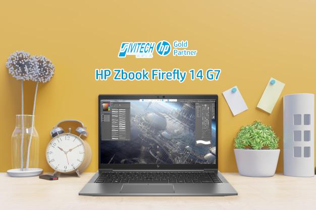 Máy trạm di động HP Zbook Firefly 14 G7 (8VK70AV)